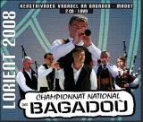 CD/DVD Lorient 2008